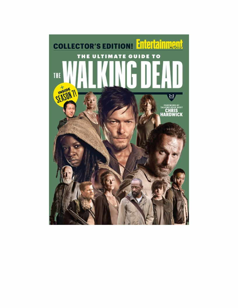 The Ultimate Guide to The Walking Dead