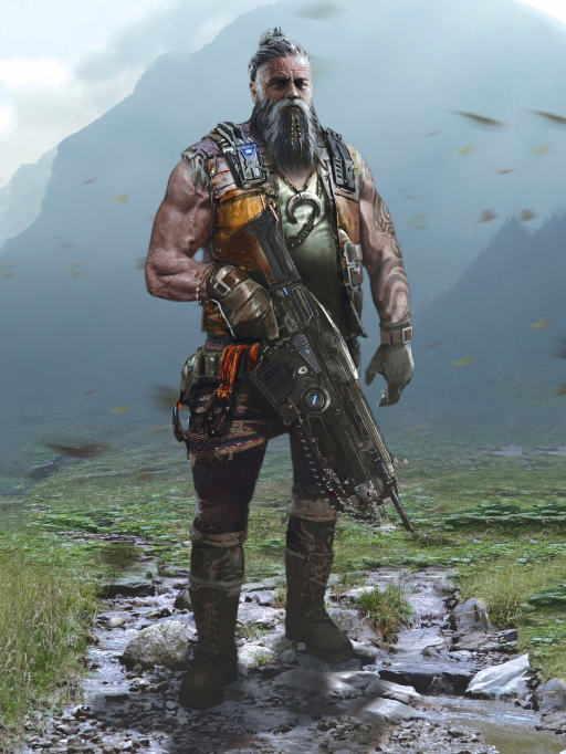 Gears of War 4 concept