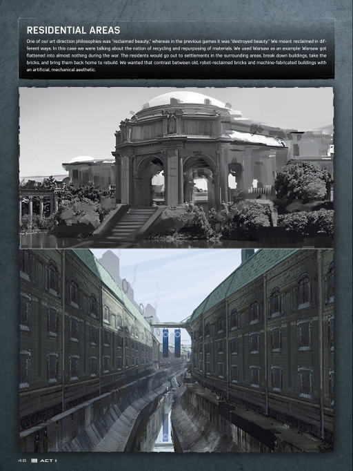 Gears of War 4 artbook