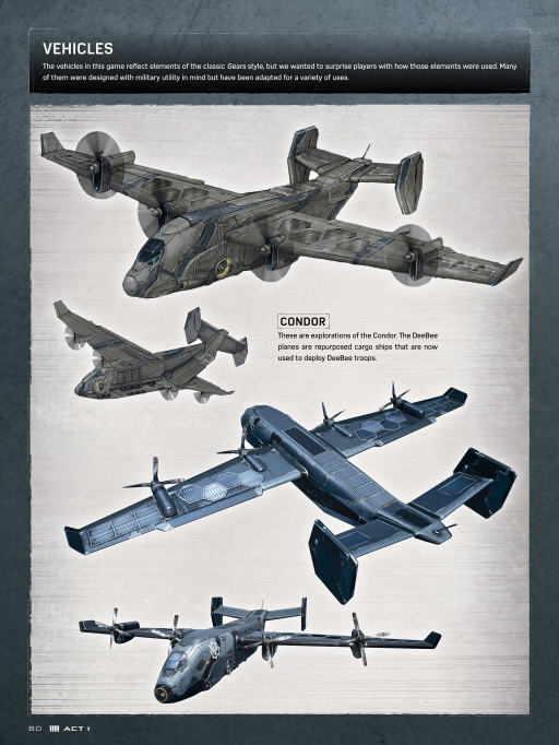 Art of Gears of War 4 pdf