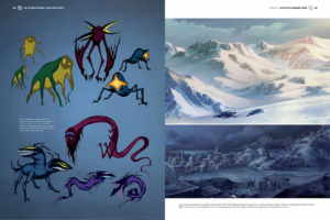 Art of The Legend of Korra: Book 2