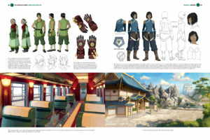 Download The Art of The Legend of Korra