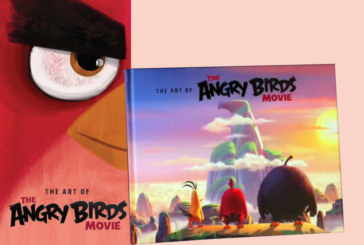 Funny Angry Birds: The Art of the Angry Birds Movie [PDF]