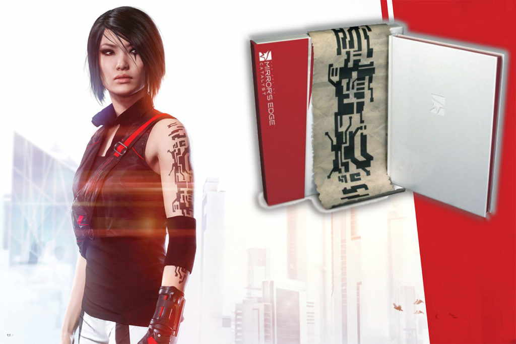 Art of Mirror's Edge