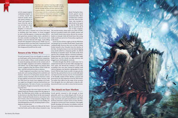 World of the Witcher PDF
