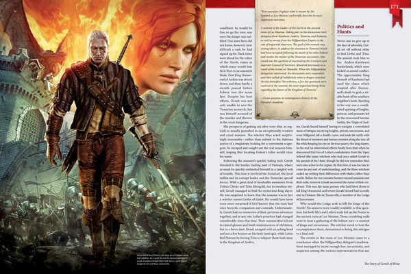 ArtBook The World of the Witcher