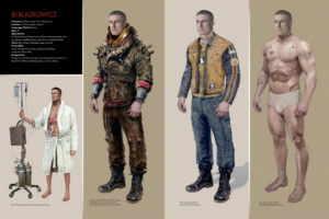 Download The Art of Wolfenstein II: New Colossus