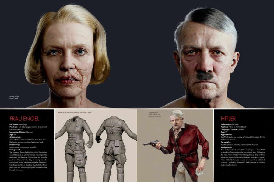 Download The Art of Wolfenstein II: New Colossus