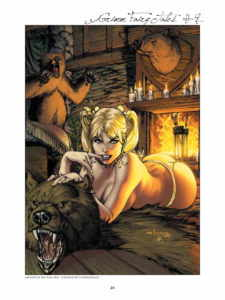 Grimm Fairy Tales артбук