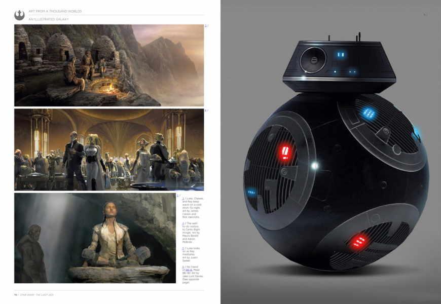 Star Wars:The Last Jedi PDF
