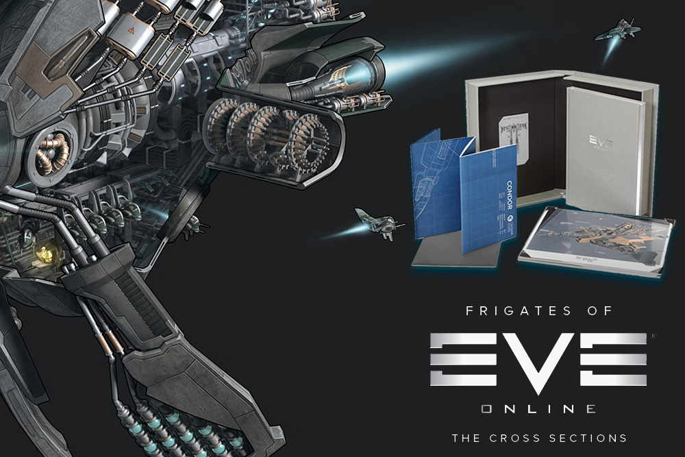 Frigates of EVE Online PDF