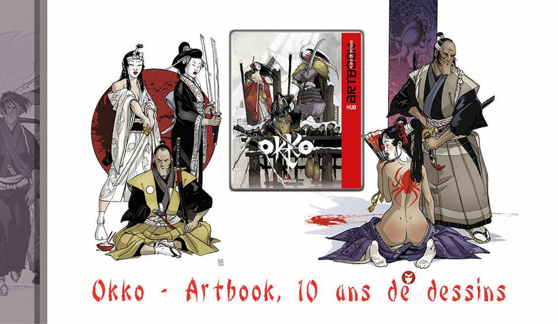 Okko - Artbook