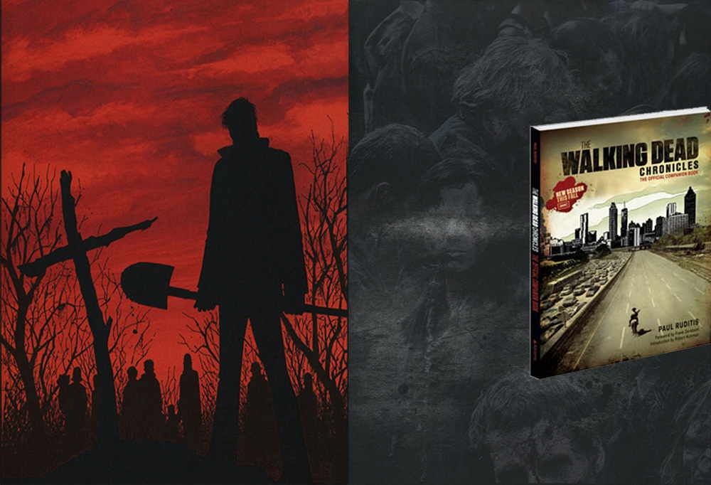 Artbook The Walking Dead Chronicles