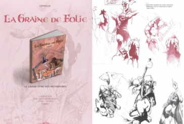 Fairy La Graine de Folie Sketchbook by Emmanuel Civillo[PDF]