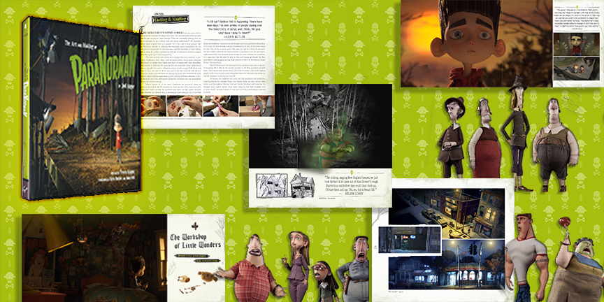 Art and Making of ParaNorman PDF