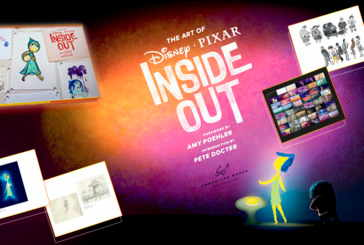 Original Artbook The Art of Inside Out by Pixar [PDF] free