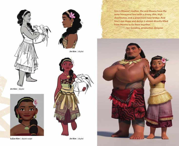 Art of Moana PDF