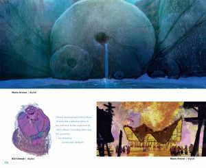 Artbook The Art of Moana