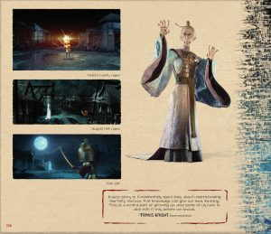 Artbook The Art of Kubo and the Two Strings