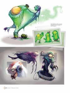 Atbook The Art of Ratchet & Clank