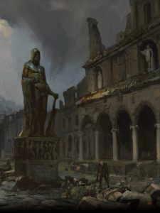 артбук по игре Path Of Exile