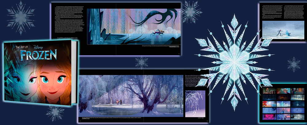Art of Frozen PDF