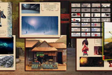 Exotic Artbook The Art of Kubo and the Two Strings[PDF] free