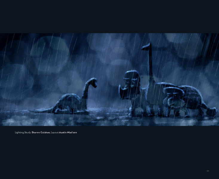 Download The Art of the Good Dinosaur