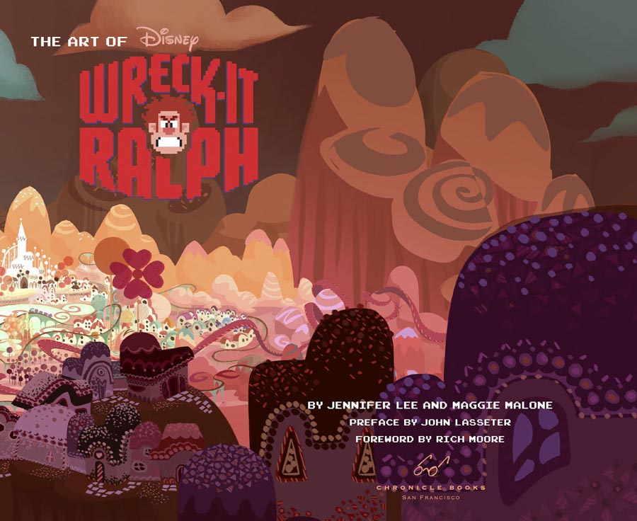 Art of Wreck-It Ralph