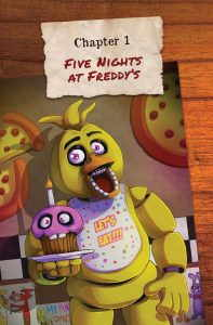The Freddy Files: Five Nights At Freddy's