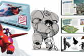 Heroic Artbook The Art of Big Hero 6, 2014 [PDF] free