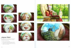 Artbook The Art of Howl's Moving Castle