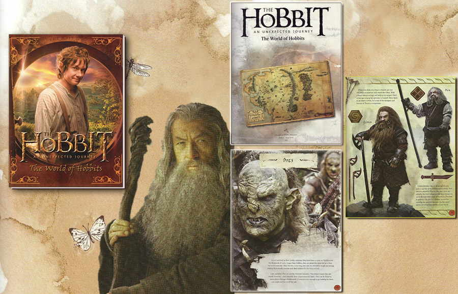 The Hobbit Art Book