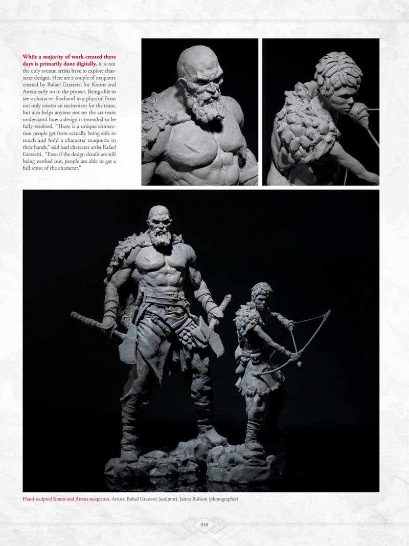 Art of God of War pdf