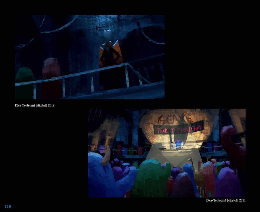 Artbook The Art of Monsters University