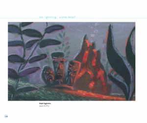 Artbook The Art of Finding Nemo