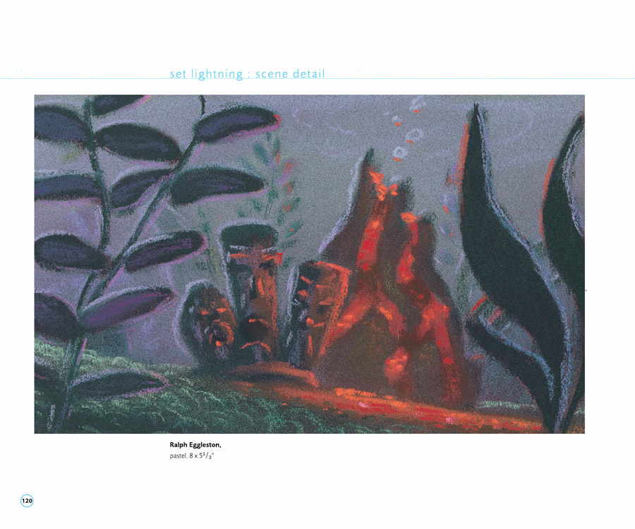 Artbook The Art of Finding Nemo