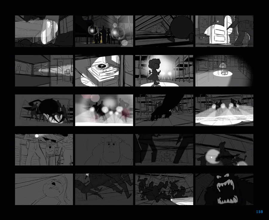 The Art of Monsters University PDF