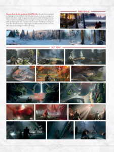 Download The Art of God of War