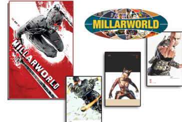 Anniversary Artbook The Art of Millarworld, 2014 [PDF] free