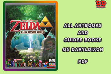 The Legend of Zelda: A Link Between Worlds: Game Guide [True PDF]
