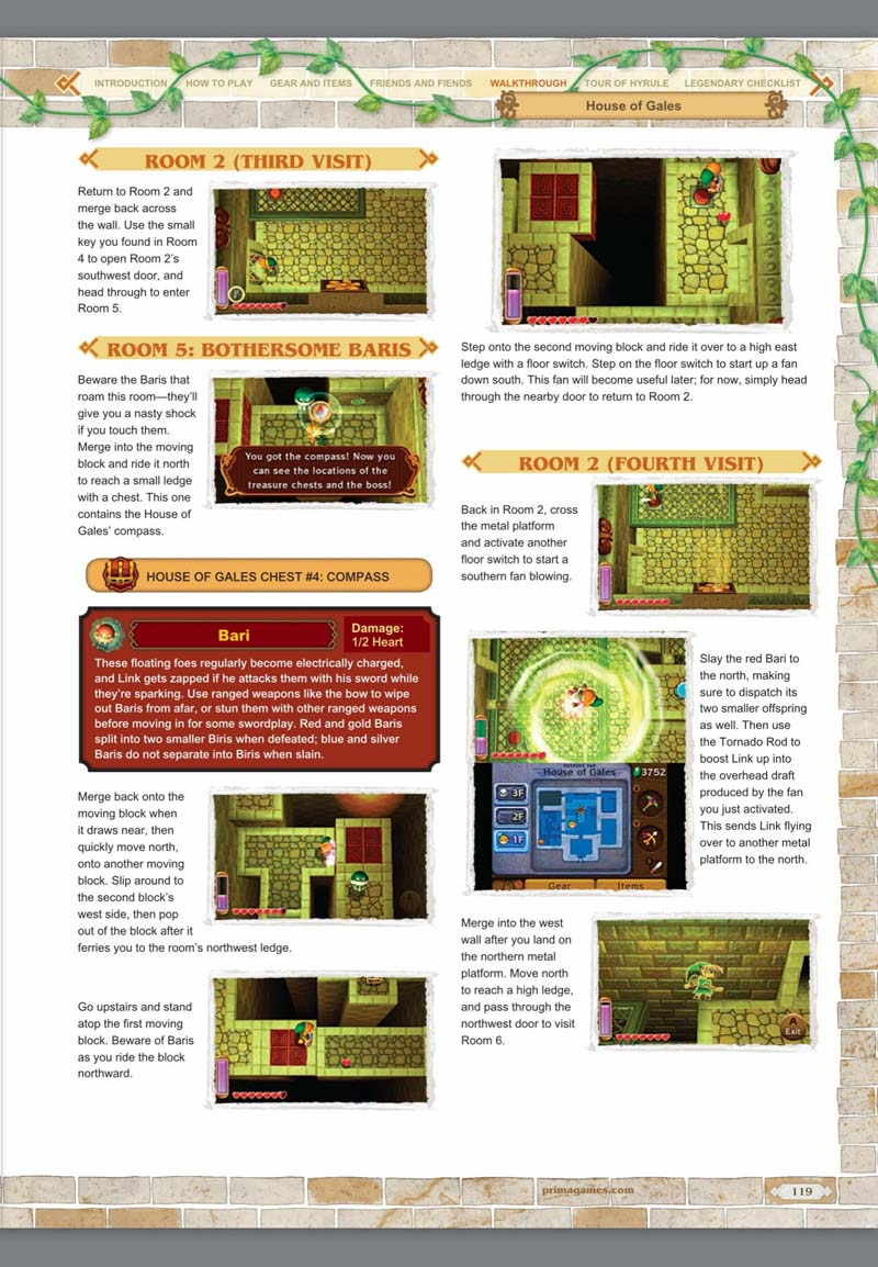 book The Legend of Zelda: A Link Between Worlds