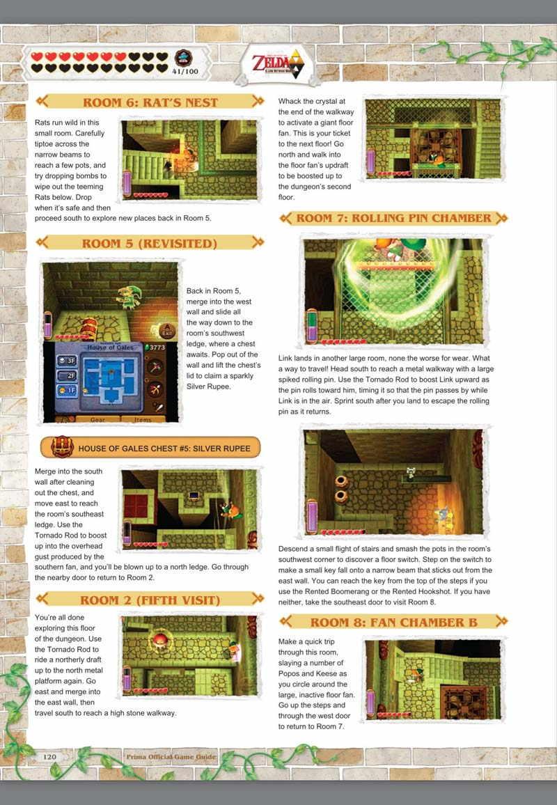 book The Legend of Zelda: A Link Between Worlds
