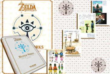 The Legend of Zelda Breath of the Wild: Master Works 2017, PDF