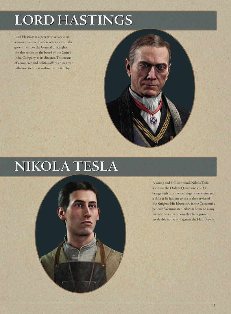 Download The Order: 1886 Guide