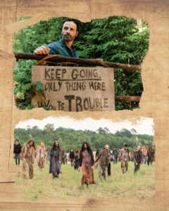The Walking Dead: The Official Cookbook and Survival Guide