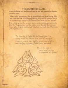 артбук по игре Diablo III: Book of Cain