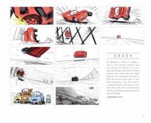 Artbook The Art of Cars 3