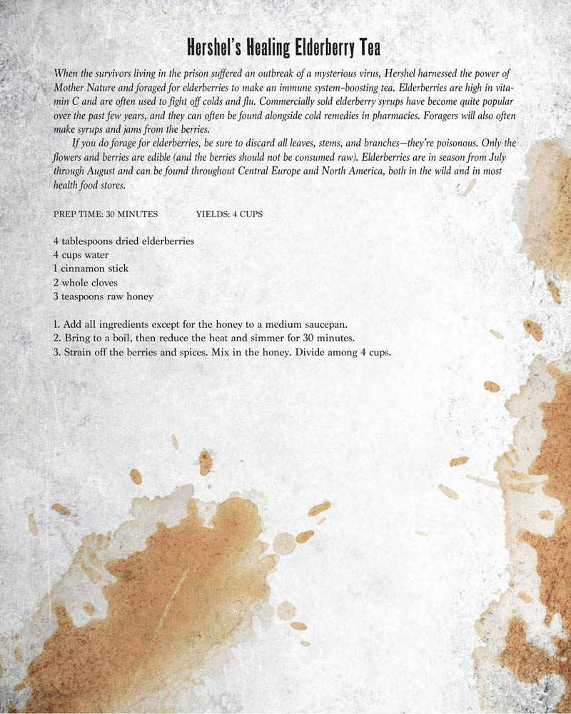 Download The Walking Dead: The Official Cookbook