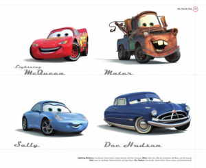 The Art of Cars